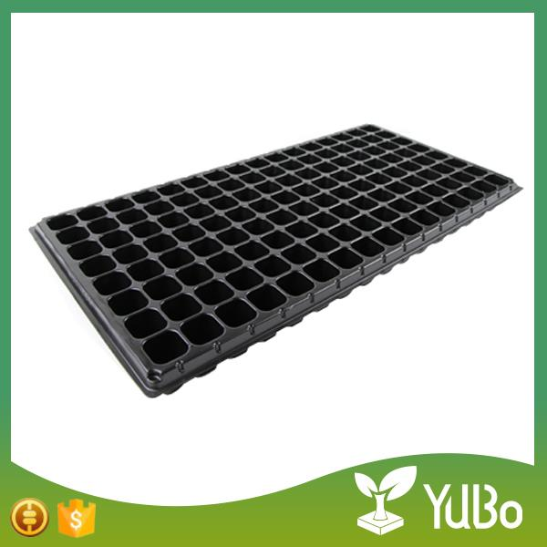Garden 128 Cell Plant Seed Trays Seedling Plug Trays