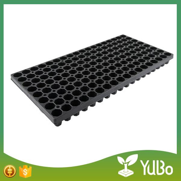 144 Cell Seedling Tray With Holes, Starter Plugs Plants