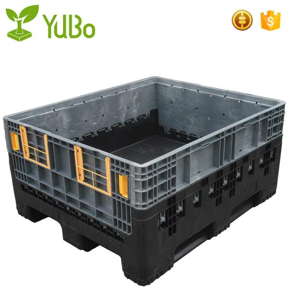 Garden 1200*1000*595mm Collapsible Plastic Pallet