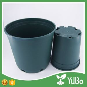 12.2cm Edge Curl Online Pots for indoor Flower Plants in Garden