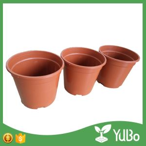 14.6cm Edge Curl Garden Pot For Potted Flowering Plants