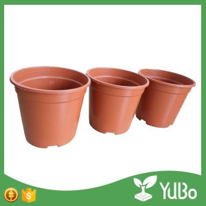 18.9cm Edge Curl Balcony Garden Flower Planter Pot, Flower Box