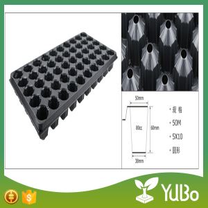50 cell plant growing plug trays, seed trays packs
