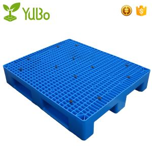 1200*1000mm Vented Top Steel Tubes Plastic Pallets supplier