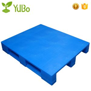 1200*1000mm Flat Top Steel Tubes Reinforced Euro Plastic Pallets Manufacture