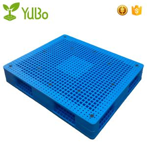 1200*1000mm Double Face Vented Top Euro Plastic Pallet Manufacture