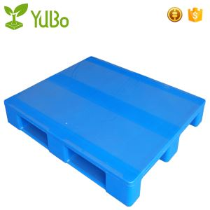 1100*1100mm Flat Top Steel Tubes new Euro Plastic Pallet, food grade plastic pallet supplier