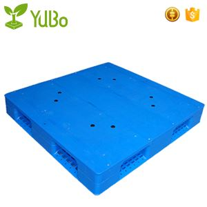 1300*1100mm Double Face Flat Top Anti-Slip Strip Plastic Pallets advantages factory