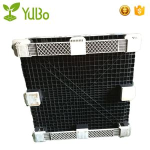 800*600*1032mm Collapsible Plastic Pallet Container, box pallet type containerst Container supplier