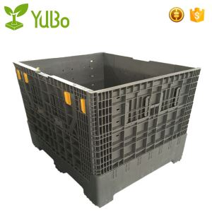 1200*1000*1000mm Collapsible Plastic Pallet weight, euro pallet container dimensions supplier