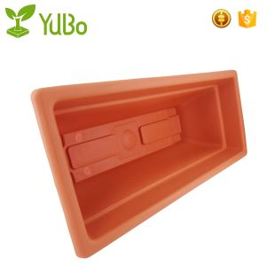 Rectangular Type of Flower Pot Planters factory