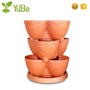 Plastic Box Planters, Long Flower Pot, Plant Pots