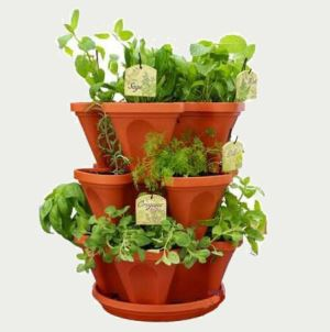Plastic Boxes Planters and Pots for Outdoors