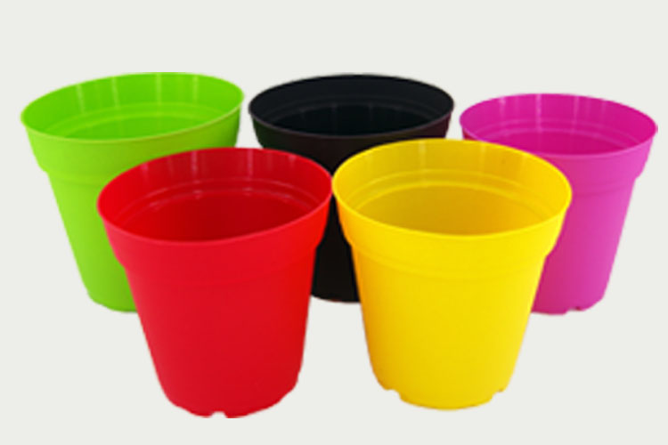 Bright Colored Flower Pots for Plants, Bonsai Clearance Flower Pots