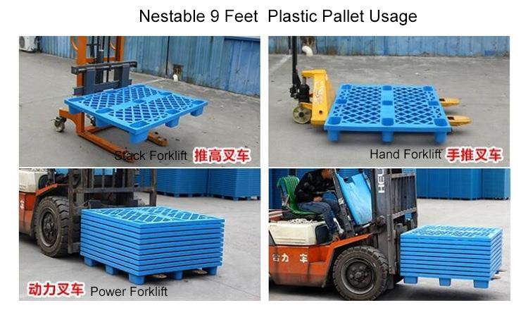 pallets for anti-slip