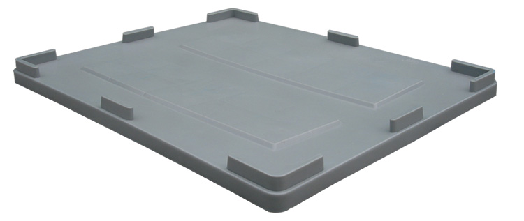 Collapsible Plastic Pallet weight