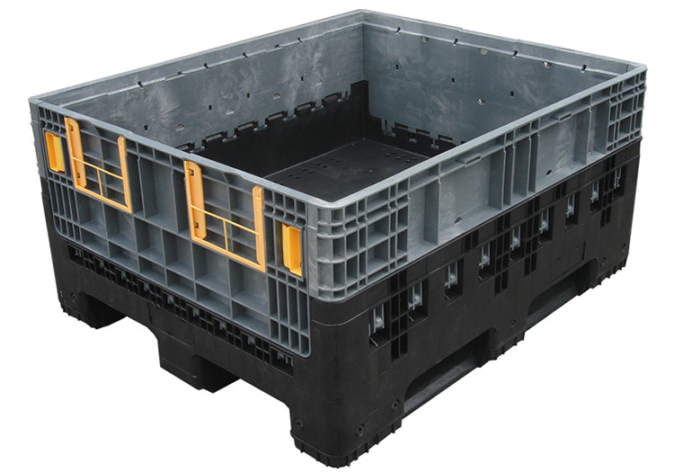 Collapsible Plastic Pallet Container