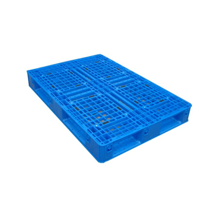 1200*800mm Steel Tubes Reinforced Plastic Pallets, steel tubes reinforced in bottom manufacture