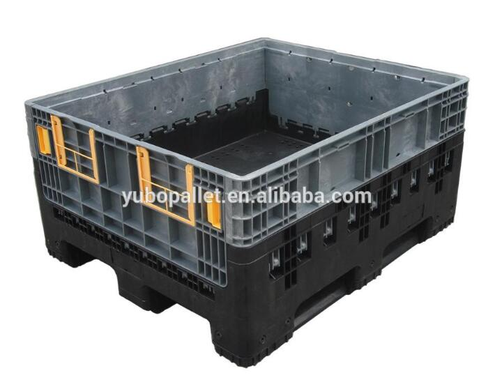 Industrial Stackable Storage Containers