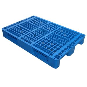 1200*800 Vented Surface Steel Tubes Reinforced Euro Plastic Pallets Suppliers