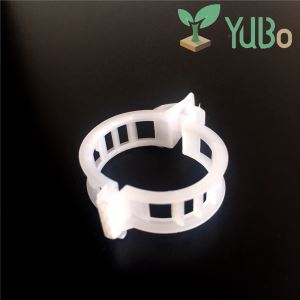 15mm Inner Dia. Tomato Grafting Clips Supplier