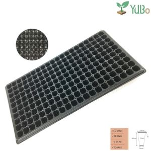 200 cell seed tray for seedling, sow seeds in seedling tray