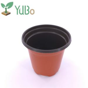 9cm Diameter Terra-cotta Flower Pot For Plants, Large Drain Holes Flower Pot