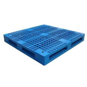 1200*1200mm Vented Top Double Face Plastic Pallets Purchase factory