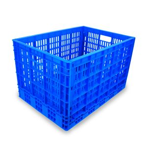 Folding Plastic Mesh Moving Boxes