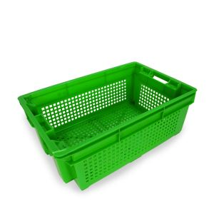 Fruits And Vegetables Moving Stackable Storage Bin