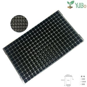 240 cell growing tray for planting seed, seed starting trays to water seed