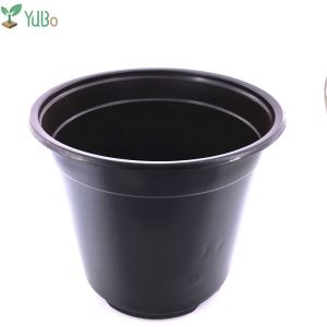 Large Plastic Plant Pots, Flower Pot For Outdoors, Large Flower Plant Pots