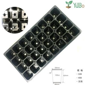32 Cell Greenhouse Planting Seed Trays For Seed Germination
