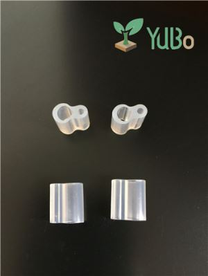 2.1-2.8mm Vegetable and Tomato Grafting Clips, watermalon grafting clips factory