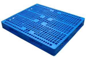 Vented Double Face Plastic Pallet Manufacture